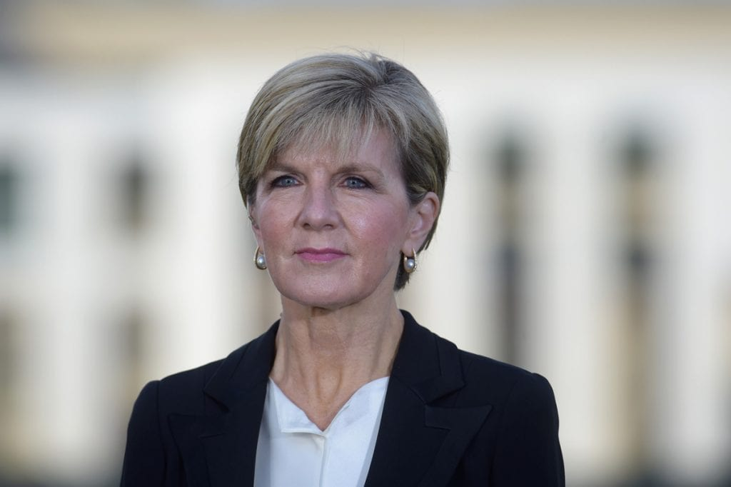 Julie Bishop PM