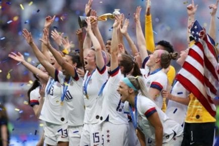 equal pay for women in sport